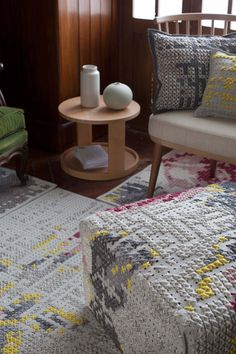 Rugs-Designer rugs | Carpets | Canevas green abstract | Gandía ... Check it out on Architonic
