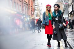 Beret Fashion Trend: How to Wear a Beret 21 Ways - theFashionSpot