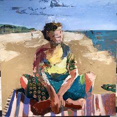 "Linda Christensen ""Fundamental"" 36x36"