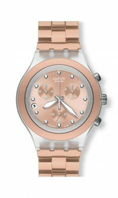 Swatch US Online Store - FULL-BLOODED CARAMEL - SVCK4047AG