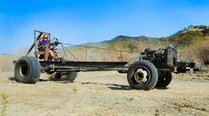 Motorhome Mashup Part Monster Go-Kart. - Motorhome Mashup Part Monster Go-Kart Challenge! [Dirt Every Day Episode On this episode of Dirt Every Day, Fred picks up the pieces after the destruction in the last episode. Now, the real. Monster Go, Monster Trucks, Go Kart, Fred Williams, War Machine, Motorhome, Antique Cars, Youtube, Challenges