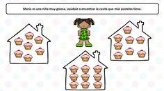 Juegos matemáticos para trabajar el conteo -Orientacion Andujar