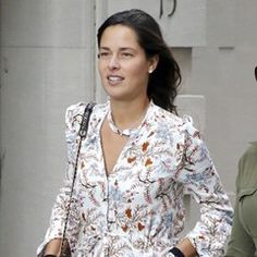 FILE Ana Ivanovic is reported to be pregnant (264590)