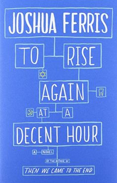 To Rise Again at a Decent Hour: A Novel by Joshua Ferris http://www.amazon.com/dp/0316033979/ref=cm_sw_r_pi_dp_Wy8Ttb047GEQB6GE