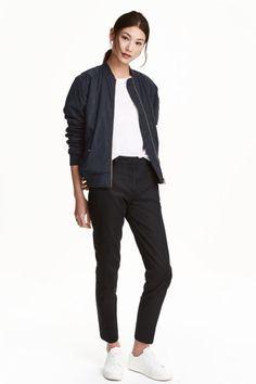 Pantalon cigarette | H&M