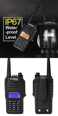 1 PCS)BaoFeng UHF Walkie Talkie BF-A5 16CH VOX+Scrambler