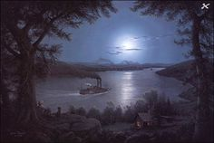 Night on the Mississippi