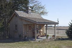 Barn Homes Cabins Garages Commercial Projects Garden Sheds Gallery Category Sand Creek Post Beam Backyard Sheds, Outdoor Sheds, Garden Sheds, Backyard Barn, Shed With Porch, Cheap Sheds, Build A Playhouse, Wood Shed, Rustic Shed