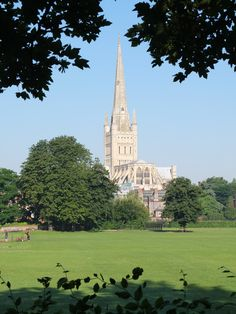 Norwich Cathedral, a must see if your new to Norwich or not!