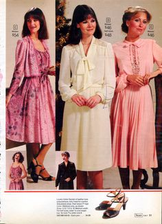 Retrospace: Catalogs Sears Fashion 1981 my-retrospace 1920s Fashion Women, 80s Fashion, Vintage Fashion, Fashion Outfits, Womens Fashion, Fashion Trends, Grunge Outfits, Fashion Inspiration, Womens Clothing Stores