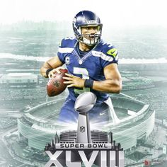 My #Seahawks made it to the SuperBowl! Time to ride them Broncos! ;)