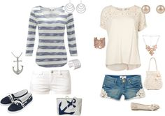"""""""comfy and cute spring outfits"""" by locachica920 on Polyvore"""
