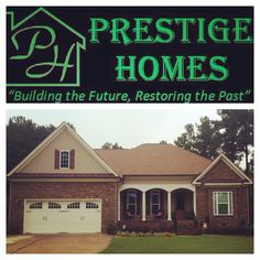 EXCITING NEWS!!!! Now representing Prestige Homes, LLC!! Gorgeous custom built homes to your liking and specifications.   Come build on 1 of 3 great lots in Wendell right next to Archer Lodge/Clayton NC!!! $250k+, .75+acres, trim galore, granite, Hwds, tile, SS appl and much more.   22, 54, and 38 Cecil Road Wendell, NC 27591  919-538-6477  Www.acolerealty.com   #newhome #newbuild #custom #custombuilt #land #wendell #archerlodge #nc #johnstoncounty #prestigehomes #kw #angiecole #acolerealty