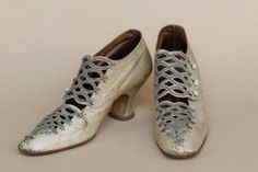 Shoes - 1910's - @Mlle...via Mlle