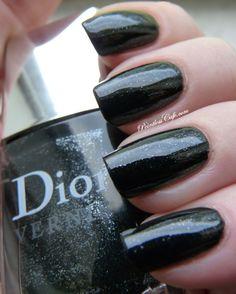 Dior Black Sequins | Pointless Cafe
