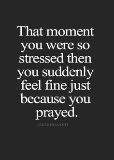 "islamic-quotes: ""When you stressed up "" Prayer Quotes, Bible Verses Quotes, Faith Quotes, True Quotes, Motivational Quotes, Inspirational Quotes, Scriptures, Qoutes, Quotes From Childrens Books"
