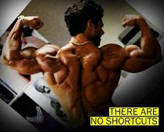 No shortcuts #fitness #fit #male+fitness