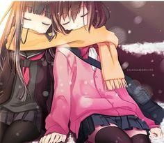 #anime #yuri #shoujo-ai