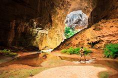 Parque Nacional Cavernas do Peruaçu, State of Minas Gerais, BR (byTom Alves).