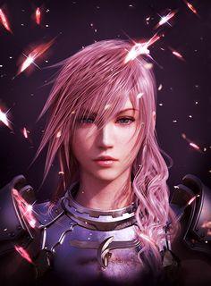 #Lightning #FFXIII #FinalFantasy