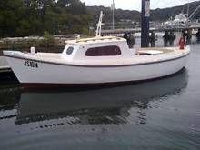 Classic. Pretty family cruising ex-fishing boat Noosa Heads Noosa Area Preview