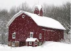 new hampshire barn snow - Bing Images