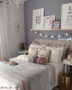 Girl Bedroom Designs, Modern Bedroom Design, Small Bedroom Inspiration, Home Room Design, Aesthetic Room Decor, Bedroom Layouts, Fashion Room, Dream Rooms, My Room