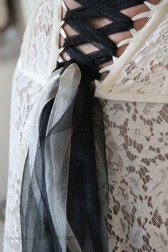 mariées noires et blanches courtes ou longues simples ou originales ...