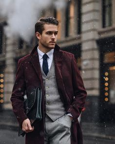 "6,044 Me gusta, 30 comentarios - Best of Men Style (@bestofmenstyle) en Instagram: ""Looking dapper in New York City Yes or No? Follow @bestofmenstyle for more ••• @iamgalla"""