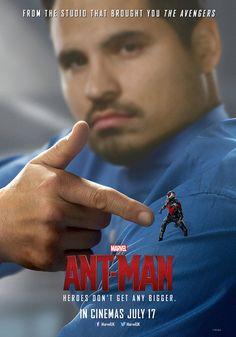 "Marvel's ""ANT-MAN"" (2015) #Disney #Marvel #ANTMAN"