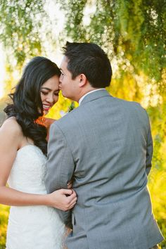 Vy + David Wedding | Oak Creek Golf Club | Orange County | Featured  Photo via Project Wedding www.deardarlingphotography.com
