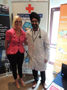 Lisa had a great chat about Twitter with Prab from Pogo Digital.