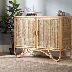 Desser - Rattan Furniture (@desserandco) • Instagram photos and videos Natural Furniture, Rattan Furniture, Wicker, Boho Chic, Interior Design, Storage, Photos, Instagram, Home Decor