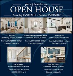 Real Estate Open House Flyer Template By AStateOfMindDesign - Keller williams open house flyer template