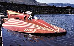 Miss Thriftway Too Hydroplane