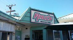 Raul's Shack at D St. and Hwy.101, Encinitas.