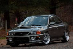Subaru GC8 Impreza Rs, Wrx Sti, Subaru Impreza, Subaru Rs, Subaru Coupe, Colin Mcrae, Subaru Models, Rims For Cars, Japan Cars