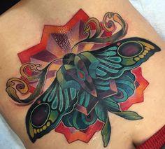 Tattoo by matt stebly