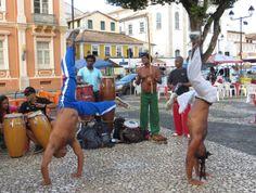 Capoeira - Salvador, Bahia