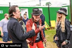 """2 Likes, 1 Comments - TheKOfTheSwing (@thekoftheswing) on Instagram: """"#Repost @rsoofficial with @repostapp ・・・ #throwback to #downloadfestival #orianthi #richiesambora…"""""""