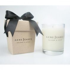 Custom Luxury Candle Gift - Femme Promo