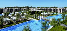 Gloria Verde Resort, Belek, Antalya, Turkey