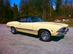 '68 Beaumont SD396 Convertible