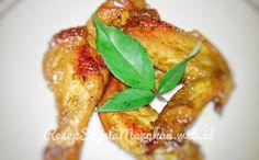 Resep Masak Ayam Bakar Madu