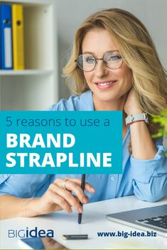 Using a brand strapline (or tagline) is a great way to position your business, attract clients and express your brand personality. Build Your Brand, Creating A Brand, Joy Of Life, Brand Identity Design, Coaches, Thought Provoking, Loreal, Social Media Marketing