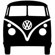 free vw bus clipart google art project ideas pinterest rh pinterest com vw bus clipart vw bus t1 clipart