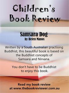 Children's Book Review - Samsara Dog by Helen Manos