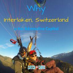 Best Winter Adventures in Interlaken, Switzerland @myswitzerland  #travelguide #travelswiss #visitswitzerland #interlaken #winterdestination