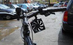 Cómo construir un cargador eólico de móvil para instalar en la bicicleta   Microsiervos (Tecnología)