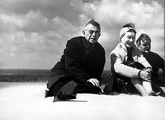 junio de 1965, Jean-Paul Sartre y Simone de Beauvoir en Lituania